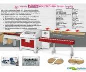 WINTER czopiarka End Matcher Profiler - 250